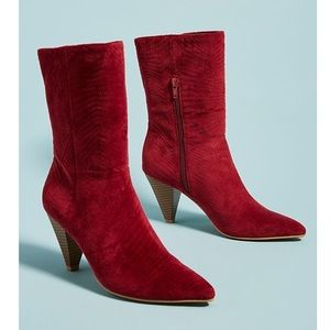 Farylrobin Constance Boots at Anthropologie 9 NEW